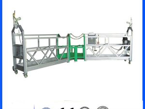 18kw zlp800 elevator elevator lift lifting rope suspended platform for construction